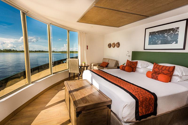 Luxury Amazon Cruise - Delfin 2
