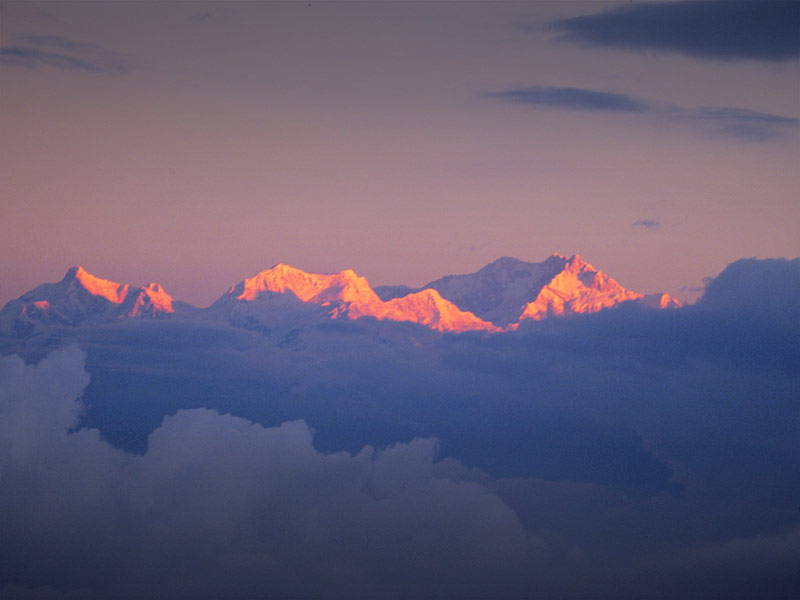 Getting to Darjeeling