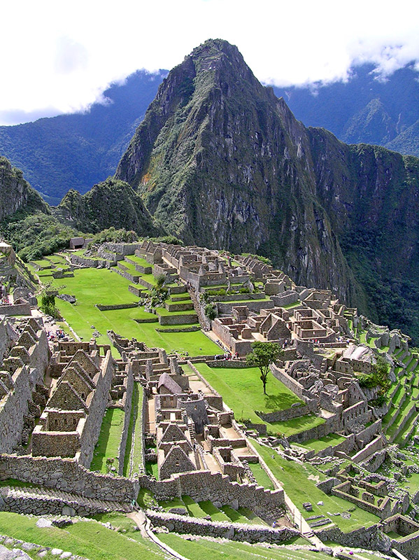 Traveling to Machu Picchu with Kids