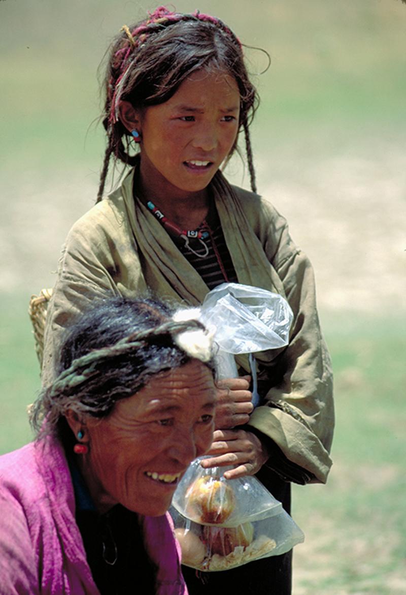 Dingri Lunch Receivers Tibet