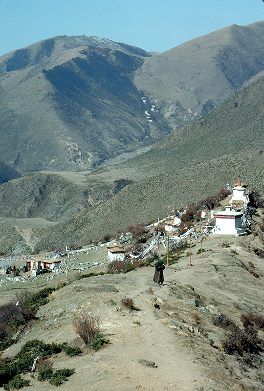 Drigung Kora in Tibet
