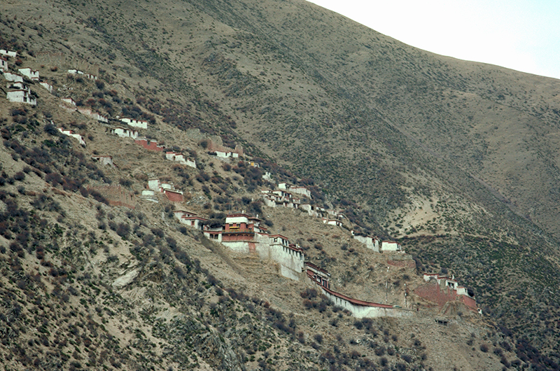 Tibet Drigung Monastery