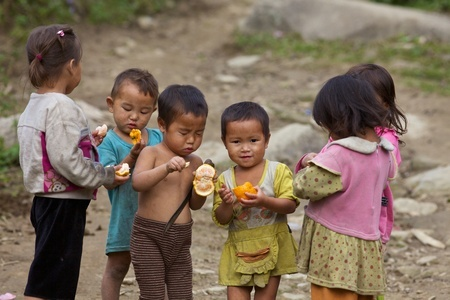 Vietnamese Children in Poverty