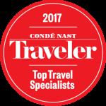conde nast traveler specialist for Bhutan