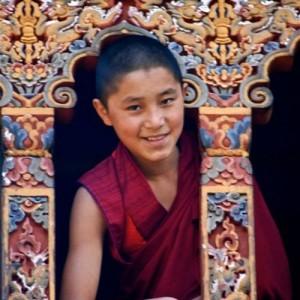 Travel Bhutan children