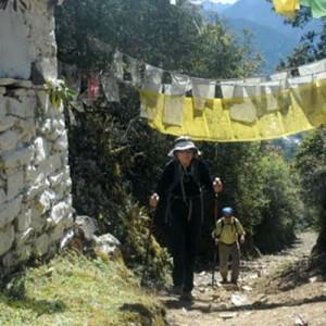 travel bhutan hiking