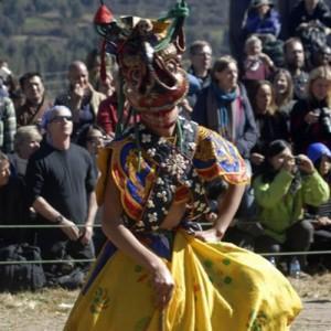 Bhutan travel festivals