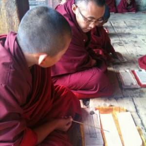 bhutan travel monastery