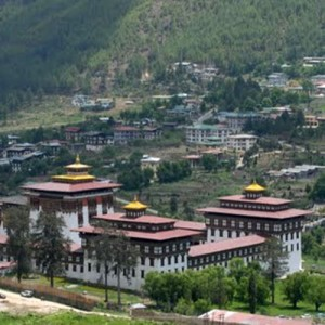 Bhutan thimphu traveling