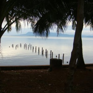 Cambodia seaside travel
