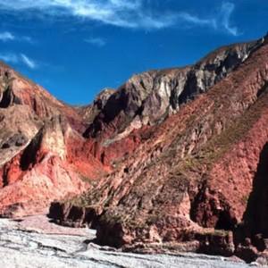 argentina mountainside