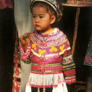 local child in china