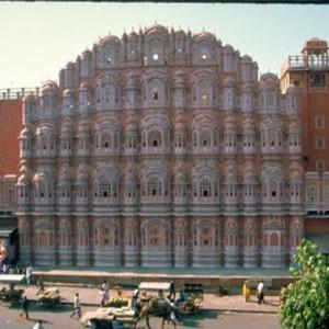 india pink palace