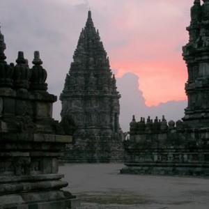 Indonesia_Yogyakarta_PrambananSunset_Dest. Asia
