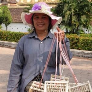 Laos_LadyWithBirds_Dec2013-NellConnors