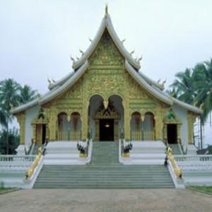 Laos_LuangPrabang_WatView