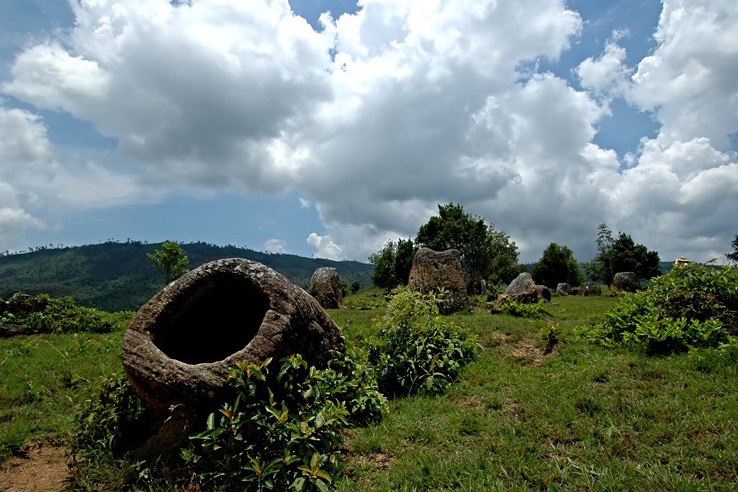 LaosTravel: The Plain of Jars