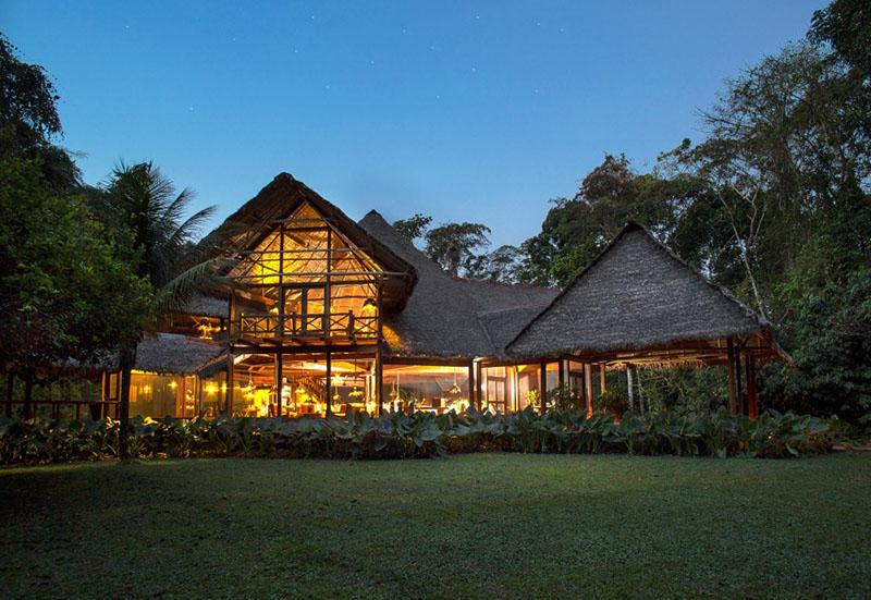 Main Lodge - Inkaterra Reserva Amazonica