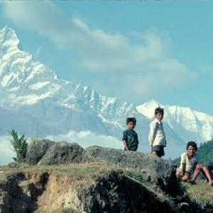 Nepal_Machhapuchhare