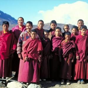 Nepal_Muktinath_Nuns