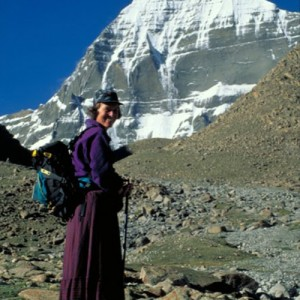 Traveling to Tibet Kailas