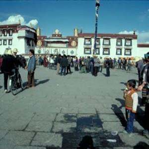 Tibetan monastery Jokhang