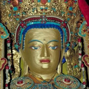 Tibet travel mask
