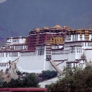 Tibet monastery potala