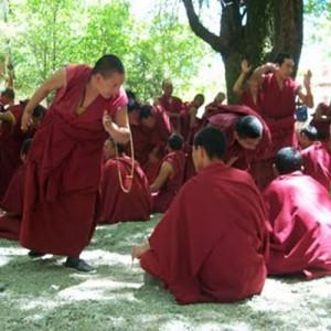 tibet travel Sera debates