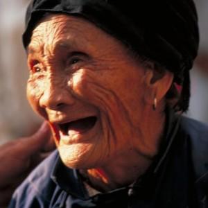 Vietnam Bacha Nung Lady