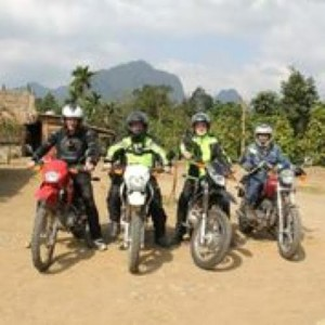 Vietnam custom tours by motorcycle