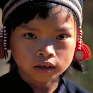 Vietnamese thai child
