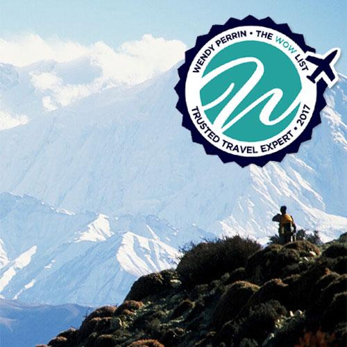 traveling to nepal experts award