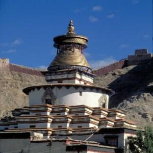 Tibet Gyantse Monastery