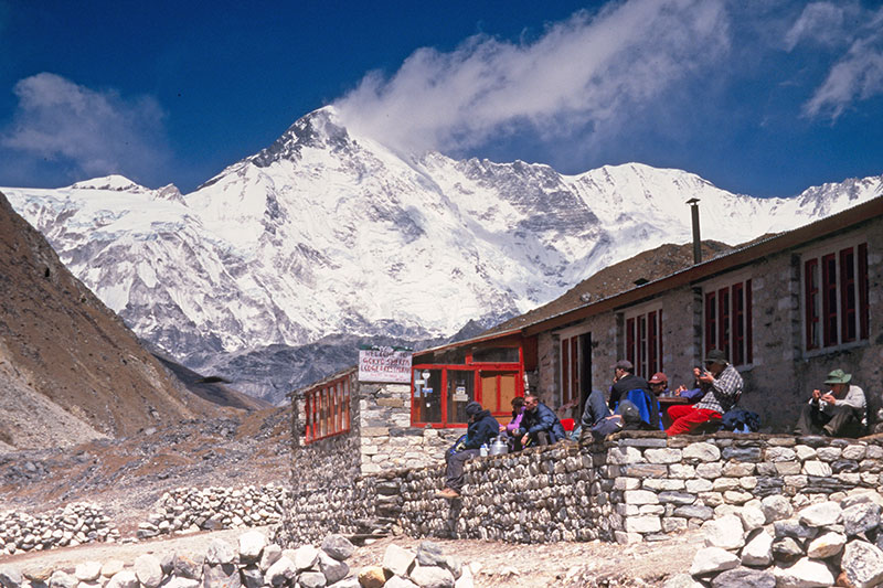 Trek to South Everest Base Camp
