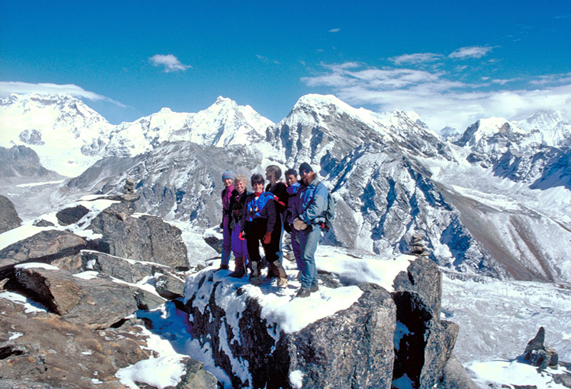 Best Trekking Route to the Everest Base Camp
