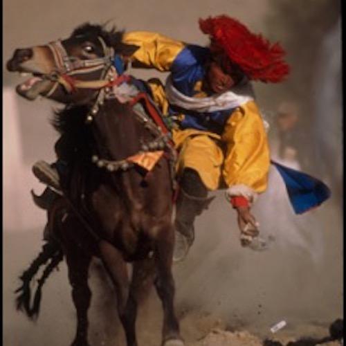 tibet horseman