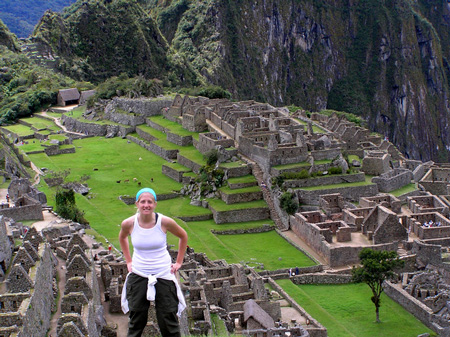 Peru for kids Machu Pichu hiking