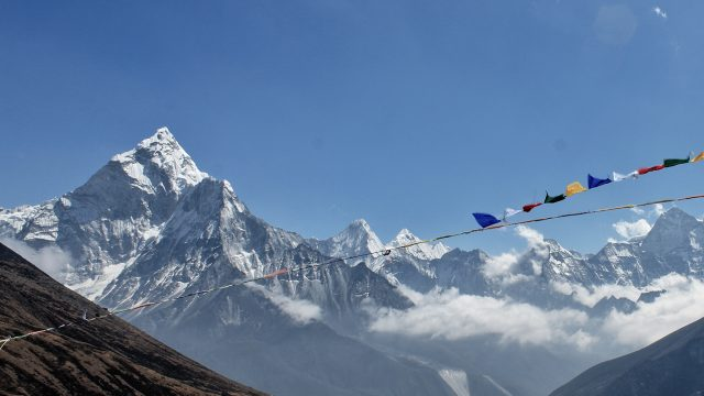 Nepal Everest Mountains
