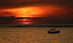 Burma beach travel