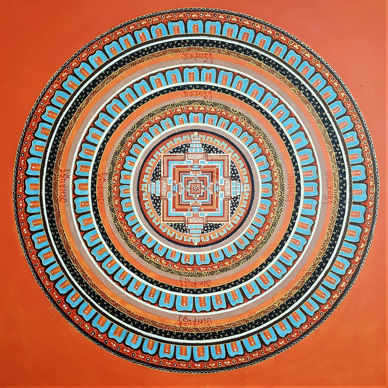 What is a Tibetan Buddhist Mandala? - Myths And Mountains
