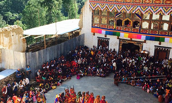 Bhutan Festivals and Bhutan Travel