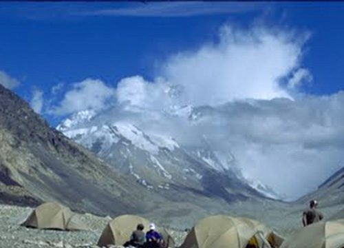 China Tibet Everest Base Camp