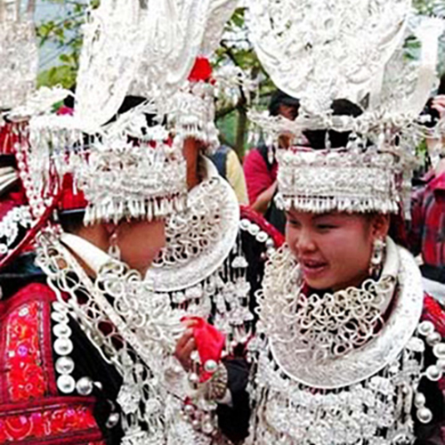 China: Festivals and Textiles of Guizhou and Guanxi