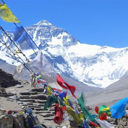 Nepal Kalapatar and Everest Base Camp