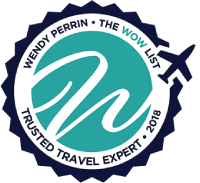 2018 Wendy Perrin WOW List - Trusted Travel Expert for Nepal, Bhutan and Myanmar