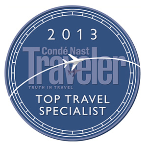 Condé Nast Magazine Nepal Top Travel Specialist