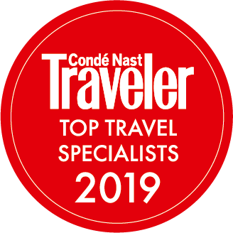 2019 Condé Nast Traveler Top Travel Specialist for Bhutan, India and Nepal